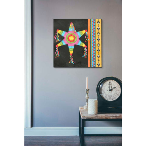 'Piñata Party II' by Jade Reynolds Giclee Canvas Wall Art