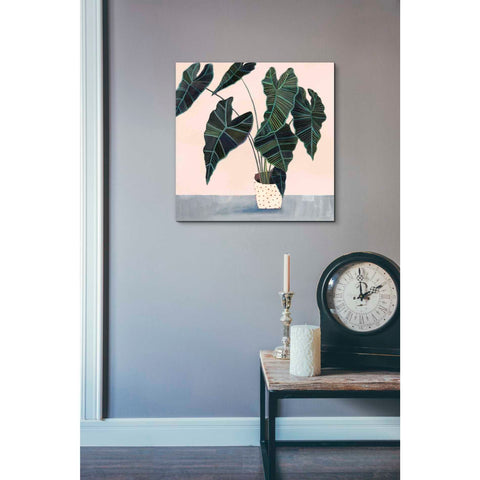 'Houseplant II' by Victoria Borges Giclee Canvas Wall Art