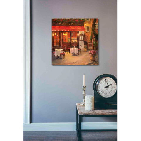 Image of 'Rendez Vous' by Graham Reynolds, Giclee Canvas Wall Art
