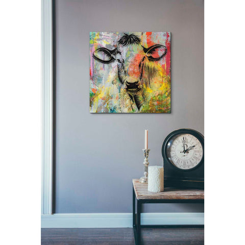 'Arty Beast 3' by Karen Smith, Giclee Canvas Wall Art
