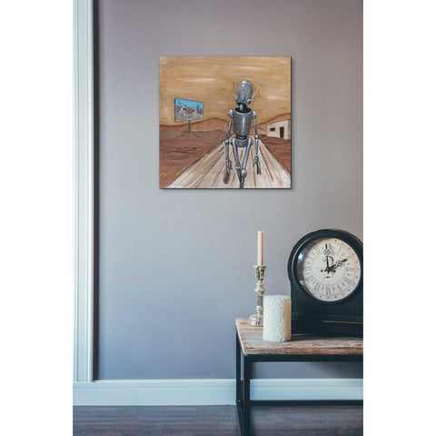 "Image of ""Paradisio"" by Craig Snodgrass, Giclee Canvas Wall Art"