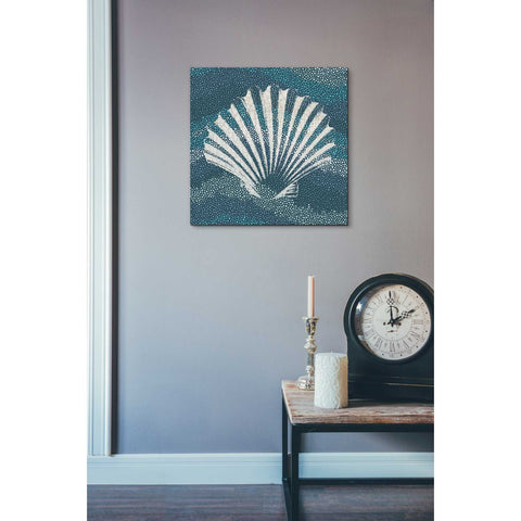 "Image of ""Sea Glass I"" by Wild Apple Portfolio, Giclee Canvas Wall Art"