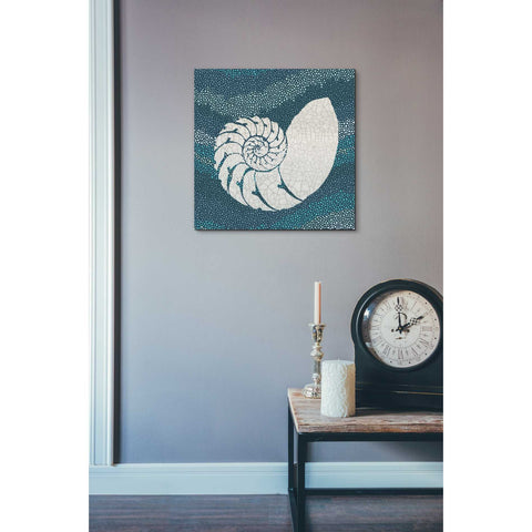 "Image of ""Sea Glass III"" by Wild Apple Portfolio, Giclee Canvas Wall Art"