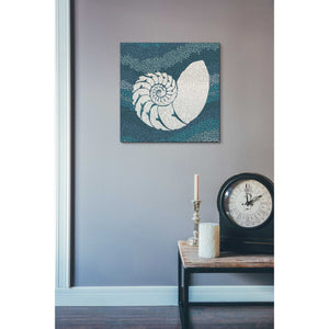 """Sea Glass III"" by Wild Apple Portfolio, Giclee Canvas Wall Art"
