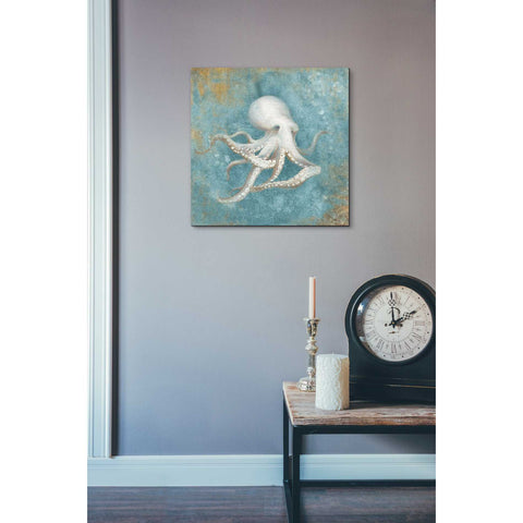 "Image of ""Treasures From The Sea V"" by Danhui Nai, Giclee Canvas Wall Art"