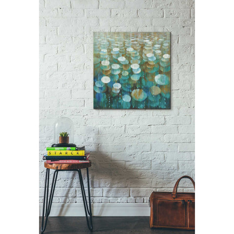"""Rain Drops"" by Danhui Nai, Giclee Canvas Wall Art"