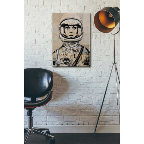 Image of 'Orbit' by Loui Jover, Giclee Canvas Wall Art