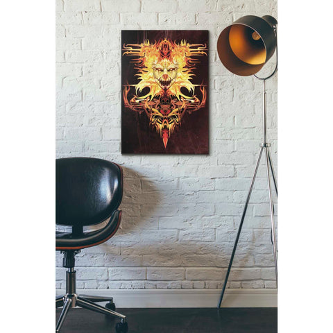 "Image of ""Trickster"" by Michael Stewart, Giclee Canvas Wall Art"
