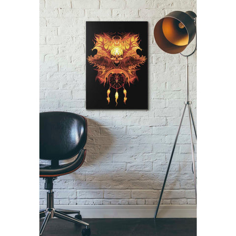 'Wendigo' by Michael StewArt, Canvas Wall Art,18 x 26
