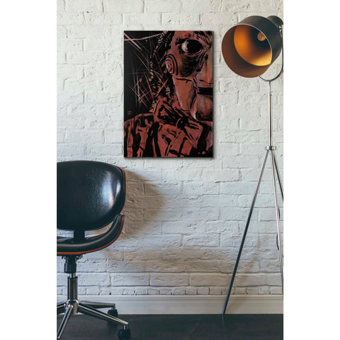 Image of 'Saw' by Giuseppe Cristiano, Giclee Canvas Wall Art