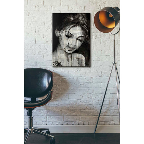 Image of 'Wild Daisy' by Loui Jover, Giclee Canvas Wall Art