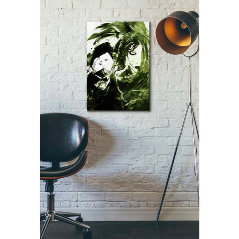 Image of 'Brutality Betrayal Beauty' by Jonathan Lam, Giclee Canvas Wall Art