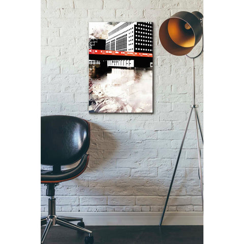 Image of 'Transit' by Jonathan Lam, Giclee Canvas Wall Art