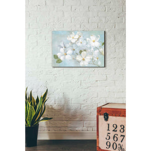 'Indiness Blossoms Light' by Danhui Nai, Canvas Wall Art,18 x 26