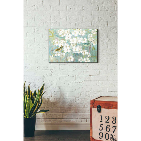 Image of 'Spring Dream II' by Danhui Nai, Canvas Wall Art,18 x 26