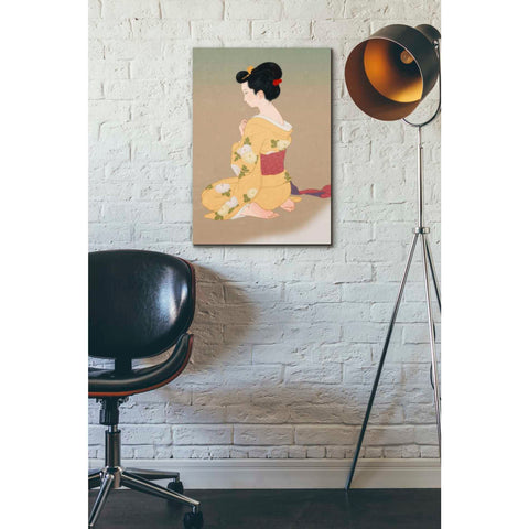 'Yogokoro' by Sai Tamiya, Giclee Canvas Wall Art