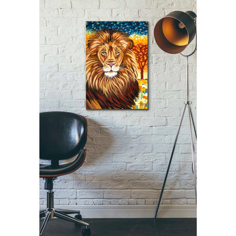 Image of 'Wild Africa II' by Carolee Vitaletti Giclee Canvas Wall Art