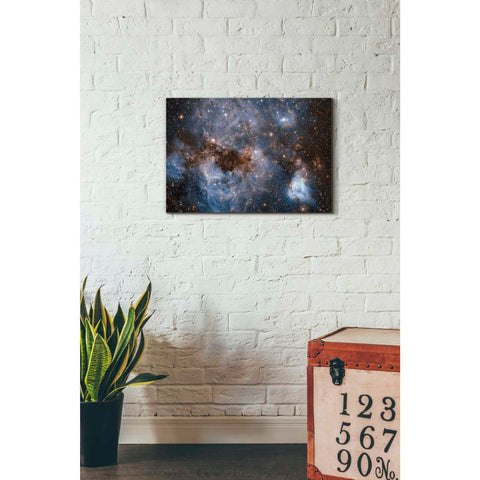 """Maelstrom Cloud"" Hubble Space Telescope Giclee Canvas Wall Art"