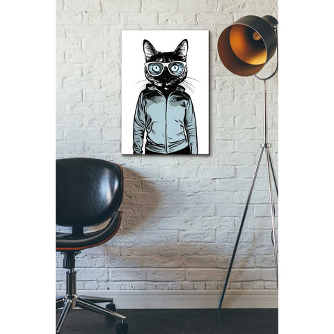 """Cool Cat"" by Nicklas Gustafsson, Giclee Canvas Wall Art"