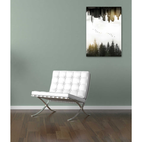 """Duality"" by Nicklas Gustafsson, Giclee Canvas Wall Art"
