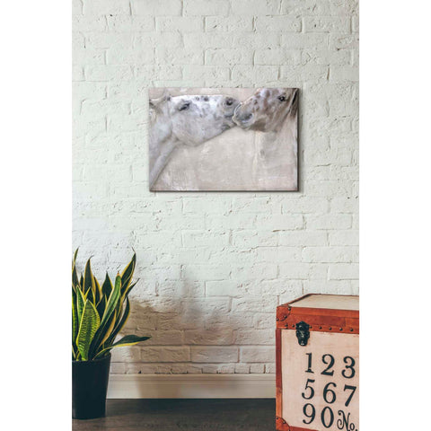 Image of 'Horsin'' by Karen Smith, Giclee Canvas Wall Art