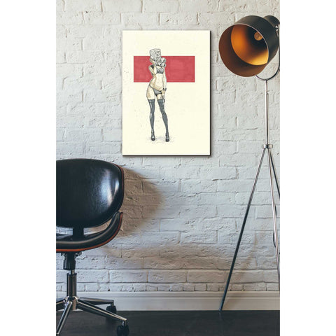 "Image of ""8MM"" by Craig Snodgrass, Giclee Canvas Wall Art"