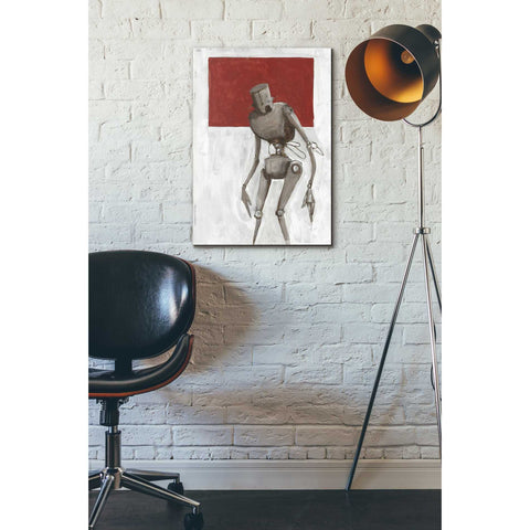 "Image of ""Bleak"" by Craig Snodgrass, Giclee Canvas Wall Art"