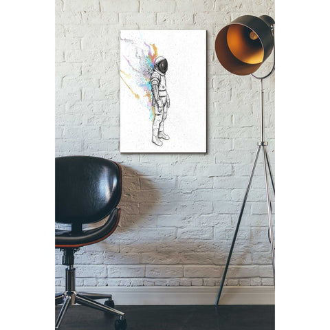 """Astronaut Heat"" by Craig Snodgrass, Giclee Canvas Wall Art"