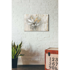 """Windflowers Gold"" by Avery Tillmon, Giclee Canvas Wall Art"