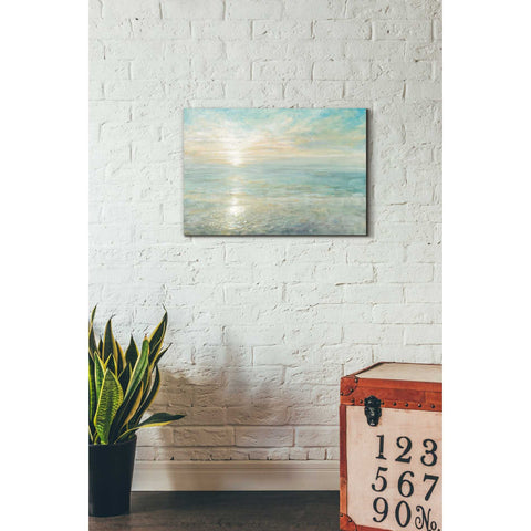 "Image of ""Sunrise"" by Danhui Nai, Giclee Canvas Wall Art"