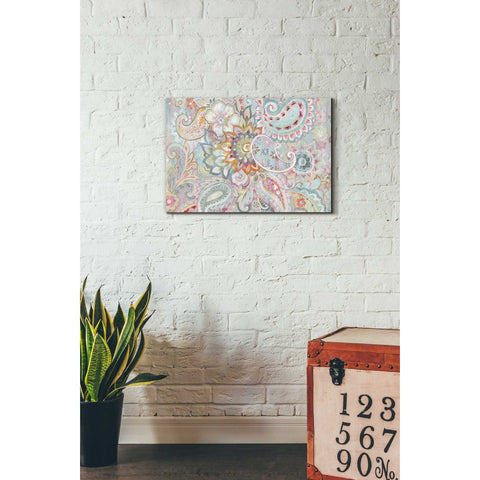 "Image of ""Boho Japonais"" by Danhui Nai, Giclee Canvas Wall Art"