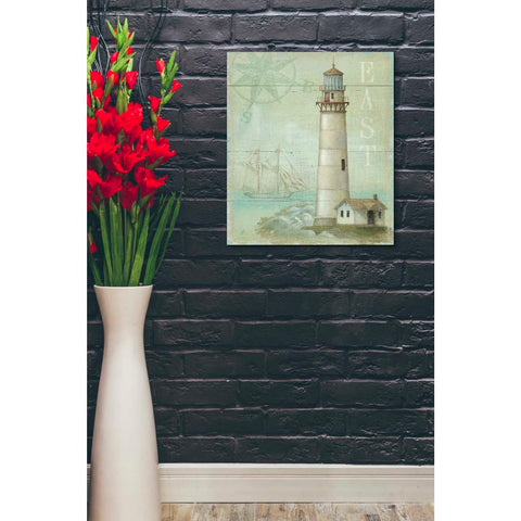 Image of 'East Coastal Light' by Daphne Brissonet, Giclee Canvas Wall Art