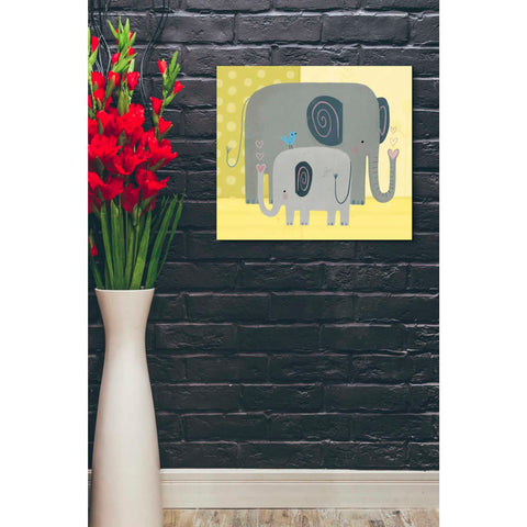 Image of 'Mama and Me Collection A' by Victoria Borges Giclee Canvas Wall Art