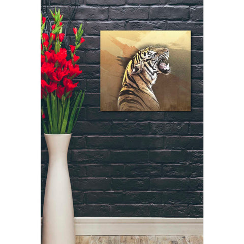 'Wildness Tiger' by Karen Smith, Giclee Canvas Wall Art