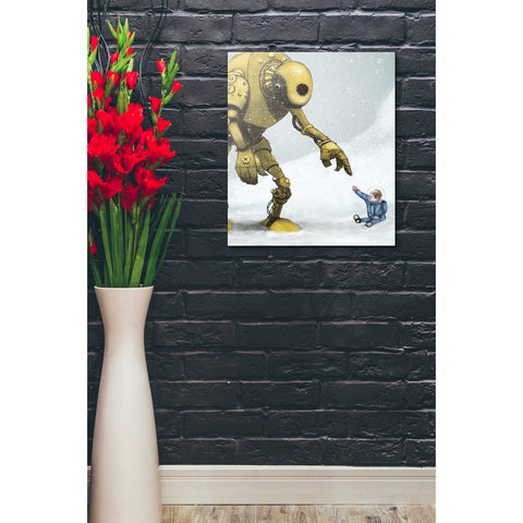 """Do In Here"" by Craig Snodgrass, Giclee Canvas Wall Art"