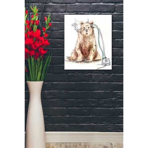 "Image of ""Ruxpin"" by Craig Snodgrass, Giclee Canvas Wall Art"
