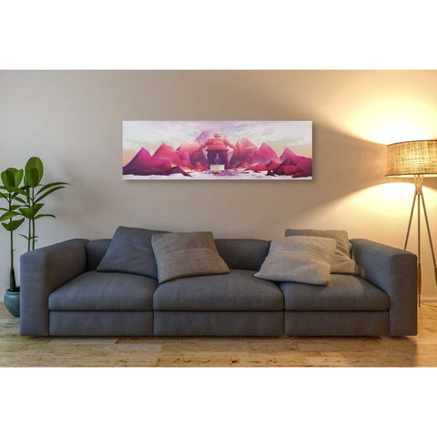 'Talos' by Jonathan Lam, Giclee Canvas Wall Art