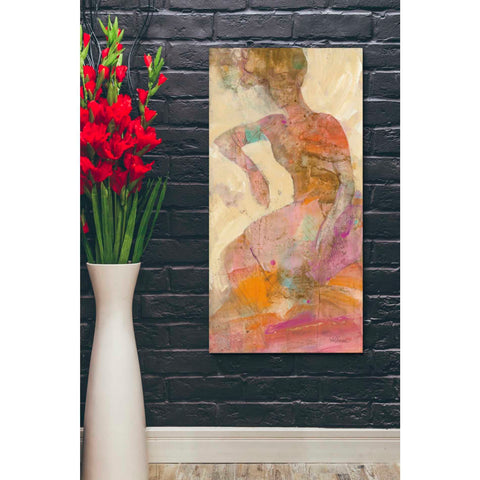 Image of 'Reflection II' by Albena Hristova, Giclee Canvas Wall Art