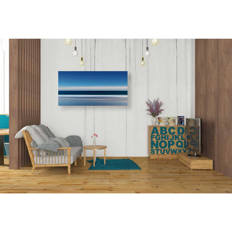 'Lucy Vincent Waves' by Katherine Gendreau, Giclee Canvas Wall Art