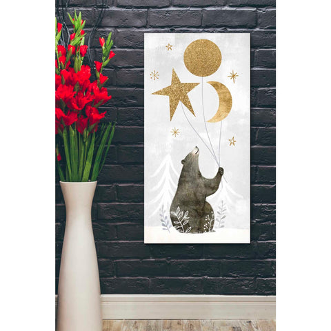 Image of 'Woodland Celebration Collection B' by Victoria Borges Giclee Canvas Wall Art