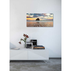 """Cotton Candy Sunrise"" by Darren White, Giclee Canvas Wall Art"