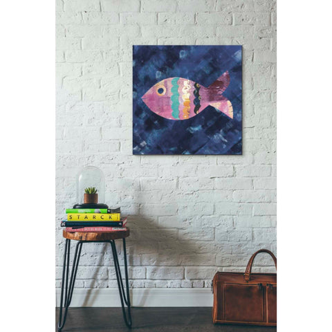 'Boho Reef III' by Wild Apple Portfolio, Giclee Canvas Wall Ar