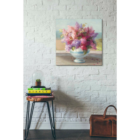 Image of 'Seaside Spring Crop II' by Danhui Nai, Canvas Wall Art,26 x 26