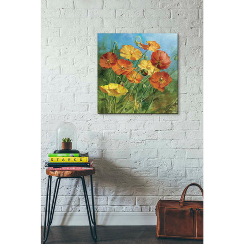 """Summer Field IV"" by Danhui Nai, Giclee Canvas Wall Art"