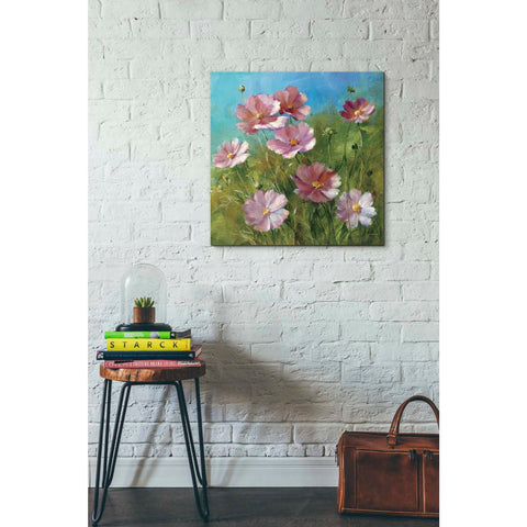 """Summer Field III"" by Danhui Nai, Giclee Canvas Wall Art"