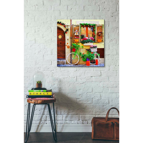 'Ciao Bella I' Giclee Canvas Wall Art