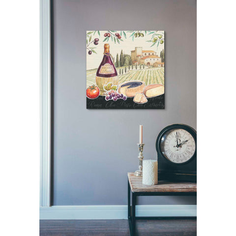 Image of 'Tuscan Flavor II' by Daphne Brissonet, Giclee Canvas Wall Art