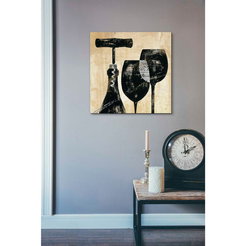 Image of 'Wine Selection II' by Daphne Brissonet, Giclee Canvas Wall Art