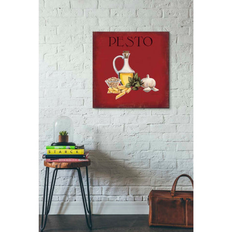 Image of 'Italian Cuisine II' by Marco Fabiano, Giclee Canvas Wall Art