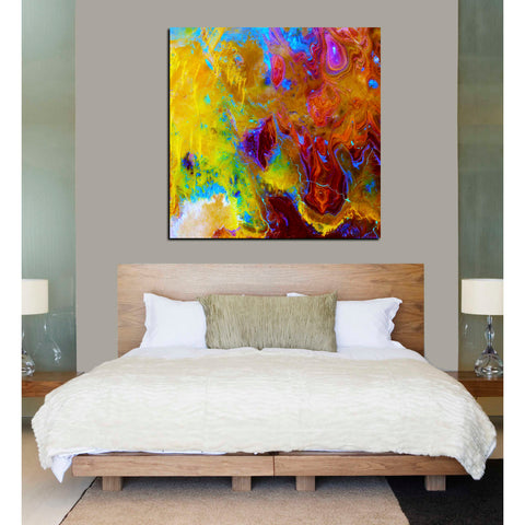 'Earth As Art: Land of Terror' Giclee Acrylic Wall Art